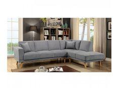 CM6799GY Hagen Sectional Sofa