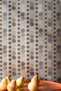 Wallpaper - PAVONE VINE, Kismet Tile
