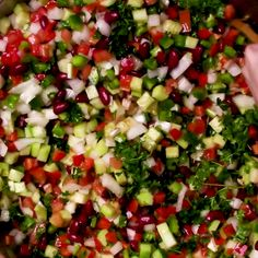 Kidney Bean Salad Recipe A quick and easy legume-based, Lebanese salad that is often served as a mezze dish. Bulgur Recipes, Methi Recipes, Bean Salad Recipes, Salad Dressing Recipes, Vegetarian Recipes, Healthy Recipes, Easy Lebanese Recipes, Bean Salads, Lebanese Salad