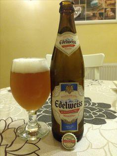#272 Edelweiss Weizenbier 0,0% ⭐️⭐️⭐️⭐️