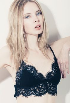Elise Aucouturier  Triangle soft bra