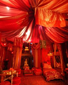 This is so beautiful! An inspiring Red Tent Moon Lodge visual for me.. Love LoVe LOVE!