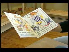Montessori Language Activities : Reading to Preschool Kids