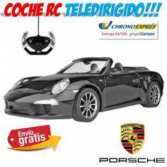 #juguetes #coches #radiocontrol #teledirigidos #RC #ofertas #descuentos #tiendas #yougamebay Porsche coche teledirigido por radiocontrol RC. Ofertas y descuentos en tienda de juguetes Yougamebay envío GRATIS!!! http://www.yougamebay.com/es/product/coche-de-juguete-teledirigido-control-remoto-porsche-carrera