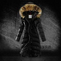 Zimné perové bundy 2.015 Vysoko kvalitný značku dámske Warm Slim Veľký kožušinovým golierom Goose Down parky Čierna Dáma Long Down Coats TT01-in Down & Parkas od Dámske Oblečenie a doplnky na Aliexpress.com | Alibaba Group