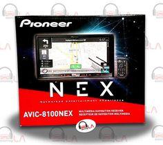 "Sourcing-LA: PIONEER AVIC-8100NEX 7"" TV CD DVD MP3 USB GPS IPHO..."