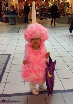 Miss Cotton Candy - 2013 Halloween Costume Contest via @costumeworks