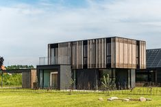 Adaptable House by Henning Larsen Architects | Home Adore