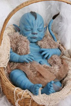 avatar reborn baby...neat