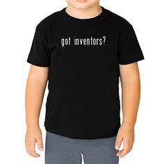Got Inventor? Youth T-Shirt Idakoos http://www.amazon.com/dp/B0059ATQWE/ref=cm_sw_r_pi_dp_mdGZwb1HAEMV5