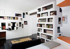 Una casa di libri - Fotogallery di AtCasa.it