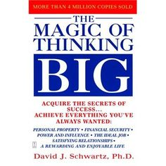 Magic of thinking big as seen on Steve Harvery