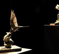 polly morgan sculpture - Google Search