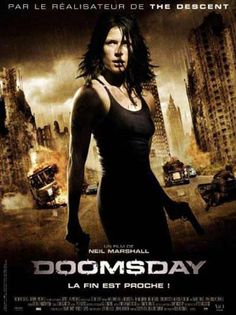 Doomsday 2008 Hindi Dubbed Full Movie HDRip