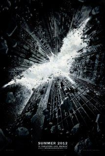 The Dark Knight Rises, July 2012. The last movie in the new Batman series. Who doesn't want more Christian Bale?
