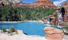 desert paradise Swimming Pool Photos, Swimming Pools, Pool Picture, Cool Pools, Photo Galleries, Paradise, Places To Visit, Relax, Backyard