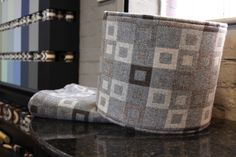 Some new #shades in, please come and have a look! This #woolen 30cm 'Madison' #Grey Shade is £59.00