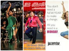 Today at The Ball NY! #jazzercise #salsa #flamenco #nyc #dance #studio