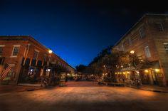 City Market in Savannah Georgia