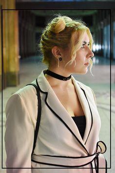 Autumn Winter Outfit: Fashion Week ss17 | Kiki Tales #outfit #style #look #autumn #winter #hairstyle  #zara #silvianheach #cuissardes #black #white #totalblack #autunno #fall #ootd #ootn #chic #girly #lingerie  #pijamas #braid #bijoubrigitte #choker #spacebuns