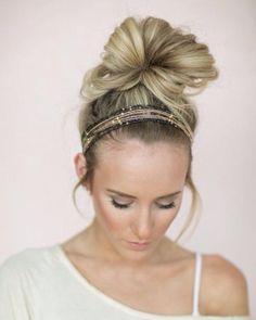Overheerlijke zomerse kapsels voor lang haar met coole accessoires!