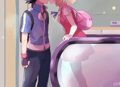 Amourshipping♥♥♥
