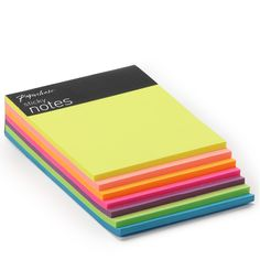 Paperchase Designs & Collections - Be Organised with Sticky Notes & Memo Blocks - So Much Choice Stationary Items, Stationary Supplies, Cute Stationary, Art Supplies, Stationary Store, Cool School Supplies, Office Supplies, Note Memo, Paperchase
