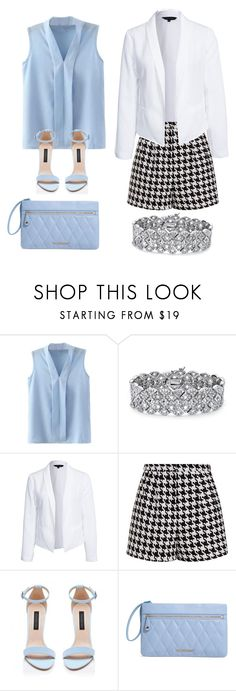 """Quick Draft #15"" by brooklynbeauty18 ❤ liked on Polyvore featuring Palm Beach Jewelry, New Look, Emma Cook, Forever New and Vera Bradley"