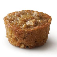 "If you like pecan pie, then you'll love this twist on the classic. One online reviewer claims that this muffin recipe is, ""So simple, easy and yummy! Perfect for a busy Mom! I toss a few of these in the diaper bag before I do my running around and I have a nice little energy packed bite when I need it. Definitely a hit."""