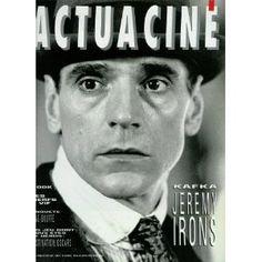 Actua Ciné n°115 du 01/03/1992 - Jeremy Irons / Kafka - Robin Williams / Hook - Robert de Niro / Les Nerfs à vif - Warren Beatty / Dutsy - Sheryl Lee / Twin Peaks - ciné-bouffe - Dien Bien Phu -... [magazine mis en vente par Presse-Mémoire]