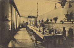 Speisesaal Haus Margarethe 1925