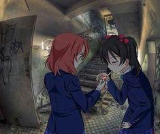 Real Anime, Dark Anime, Chino Anime, Anime Manga, Anime Art, Gangsta Anime, Cybergoth, Creepy Cute, Mood Pics
