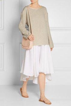 The Elder Statesman | Embroidered cashmere sweater | NET-A-PORTER.COM