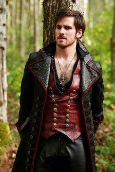 That red vest is my fav