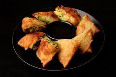 Avocado egg rolls