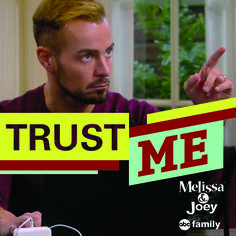 Joey's face... | Melissa & Joey Quotes