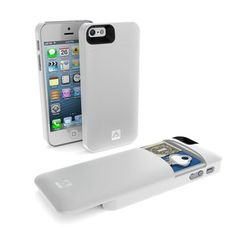 Holda iPhone 5 Case White, $32, now featured on Fab.