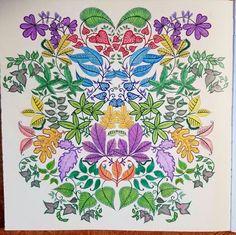Secret Garden, Johanna Basford