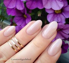 Rose love this shape for nails. And the length is perfect.