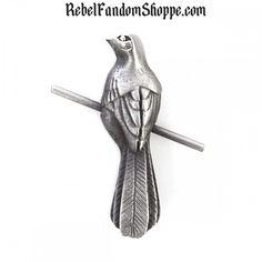 GOT-Baelish Brooch/Pin Metal: Silver Alloy