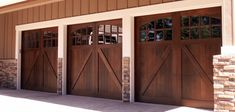 1000 Images About Barn Door Style Garage Doors On