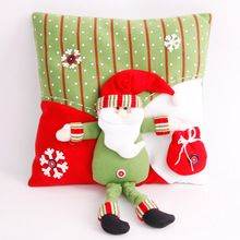 Christmas gifts Santa Claus snowman doll pillow decorative ornaments Christmas ornaments