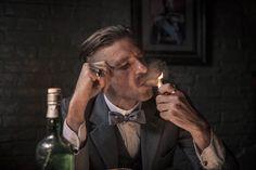 Robert Viglasky - Caryn Mandabach BBC 2 - Tiger Aspect - Peaky Blinders - Gangs - Fashion - Photography - Moody - Post-War - 1920's - Portrait - Arthur Shelby