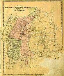 The Bronx - 1867