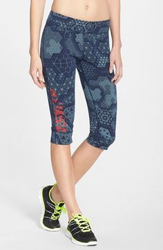 Reebok+'ONE+Series'+Capris+available+at+#Nordstrom