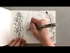 Sketchbook Pages: Paradox - YouTube