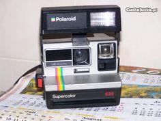 Maquina Polaroid Supercolor 635 em Aveiro