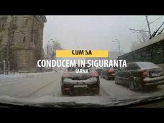 Cum conducem in siguranta iarna - YouTube Youtube, Youtube Movies