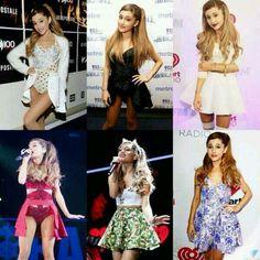 This is Ariana Grande aka my beyond gorgeous idol!!♥♥♥