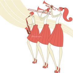 Yordanka Poleganova's Fashion Illustration Portfolio
